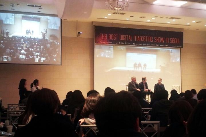 """[비스톤스] The best digital marketing show in Seoul """"세상의 마케팅을 모으다"""""""