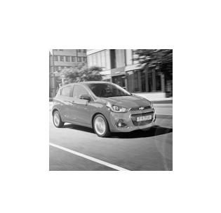 쉐보레 스파크 런칭 기념 프로모션 웹사이트