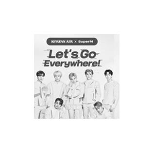 대한항공 Let's Go Everywhere